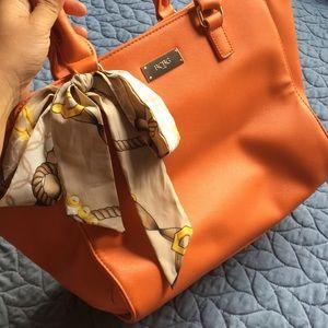 Handbags - Burnt orange BCBG handbag NWOT